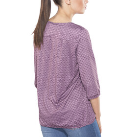 Maier Sports Doora Blouse Damen lilac allover